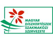 Díszkertészek logó